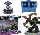Los paquetes de aventura de Skylanders Imaginators