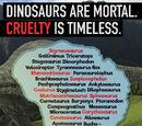 Dinosaurus1/Creatures of Jurassic World III revealed?