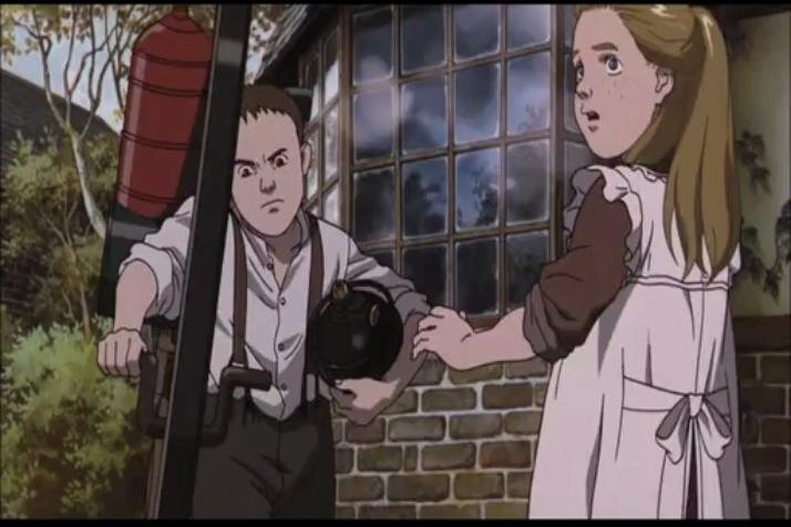 Películas de anime de 2004