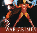 Civil War: War Crimes Vol 1 1