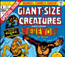 Giant-Size Creatures Vol 1 1