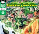 Hal Jordan and the Green Lantern Corps Vol 1 39