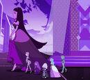 Violet Diamond (LH)