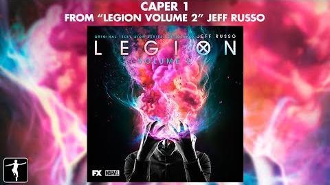 Jeff Russo - Caper 1 - Legion, Vol. 2 Soundtrack (Official Video)