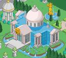 Water Baron Burns Mansion