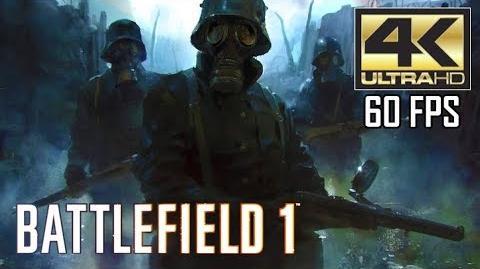 """ᴴᴰ Battlefield 1 PC - """"Avanti Savoia!"""" 【4K 60FPS】 【NO HUD】【MAX SETTINGS】"""