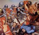 Inwazja Rzymu na Brytanię