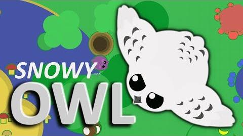 MOPE.IO HERE COMES SNOW OWL BIRDS INVADE MOPE WORLD - COMING SOON TEASER 20