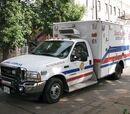 Rettungswagen 61