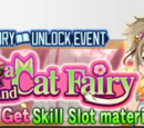 The Stage and a Cat Fairy