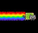 Nyan Lime Cat