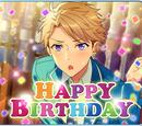 Arashi Narukami Birthday Course