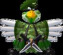 Military Chicken
