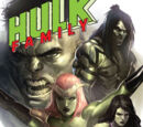 Hulk Family: Green Genes Vol 1 1
