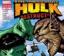 Hulk: Destruction Vol 1 2