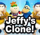 Jeffy's Clone!
