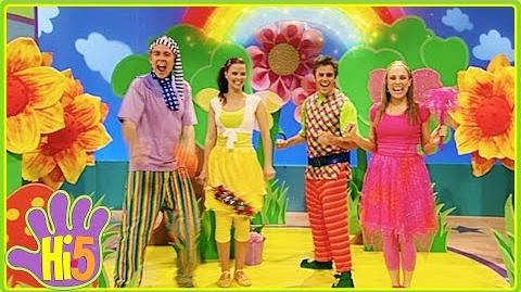 Hi-5 Series 11, Episode 23 (Rainbows)