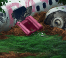 Crash Landing Site DJ2018
