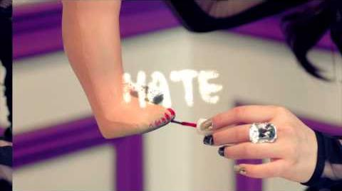 Hate You/Video