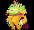 Esquire Frog