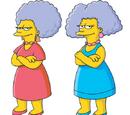 Patty & Selma Bouvier