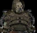 Exoskeleton's prototype