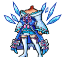 Snow Petal Gown (Gear)