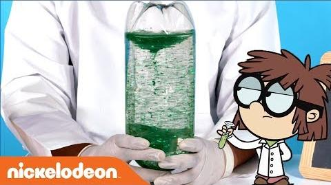 Lisa's Loud House Lab 🌪 Tornado in a Bottle TryThis