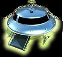 Flying Saucer Home