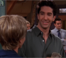 The One Where Ross Can't Flirt
