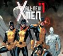 Novíssimos X-Men Vol 1 1