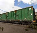 85-foot Open Deck Flatcar