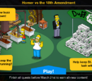 Homer vs. the 18th Amendment 2018 Event
