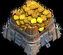 Золотохранилище/Деревня строителя