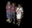 Семьи из «Студенческой жизни»