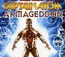 Captain Atom: Armageddon (Collected)