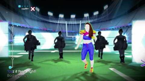 A.K.A - Hot For Me Just Dance 4 Gameplay