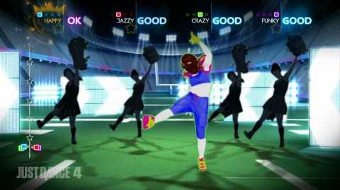 """""""Hot For Me"""" by A.K.A - Just Dance 4 Track"""