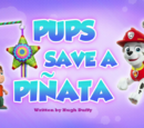 Pups Save a Pinata