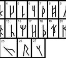 Alfabet runiczny Nordów