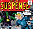 Tales of Suspense Vol 1 1