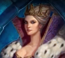 Queen (Living Legends: Frozen Beauty)