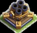 Multi-mortier
