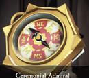 Ceremonial Admiral Compass