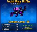 Void Ray Rifle