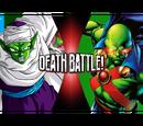 'Warner Bros vs. Shounen Jump' Themed Death Battles