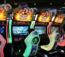 Arcade cabinet images