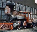 Virginia & Truckee No. 21 J.W. Bowker