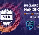 Clear Arrow/Tres españoles se clasifican para la FUT Champions Cup en Manchester, el torneo mundial de FIFA 18