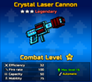 Crystal Laser Cannon Up2